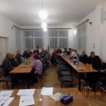 Veřejná schůze 27.3.2015